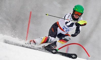 Olympic Games 2018: Paralympics: Andrea Rothfuss wins fourth silver medal in giant slalom