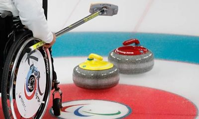 Olympia 2018: Paralympics: Hardly any more semi-final chances for German wheelchair curlers