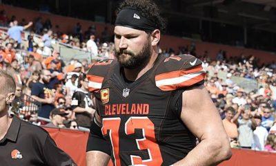 NFL: Clevelands Joe Thomas announces end of career