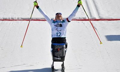 Olympia-2018: Paralympics: Eskau and Fleig win gold in biathlon - Wise with bronze