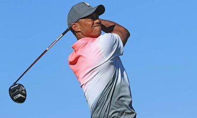 """Golf: Tiger Woods falls back in Orlando: """"A drudgery"""""""