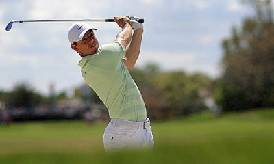 """Golf: McIlroy calls for alcohol limit for golf fans:""""Gives me a headache"""