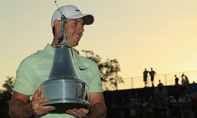 Golf: McIlroy takes first win since 2016 - Woods good fifth