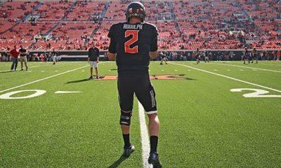NFL: Draft: Mason Rudolph - the quarterback (secret) tip