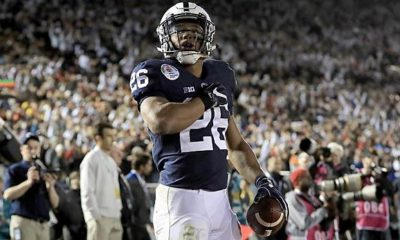 NFL: Saquon Barkley: The Best Player in the Draft?