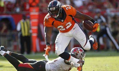 NFL: Broncos dismissed C.J. Anderson