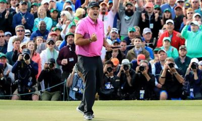 Golf: SPOX-Par-10 at the Masters in Augusta: With Patrick Reed the HSV would be second!