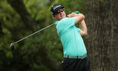 Golf: Hoffman plays Hole-in-One at the Masters in Augusta