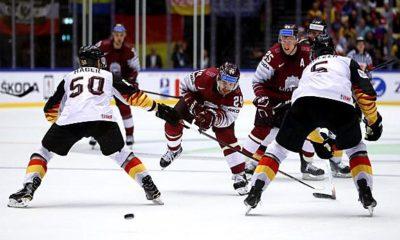 Ice Hockey World Championship: Goodbye to the quarter-finals! DEB team loses to Latvia