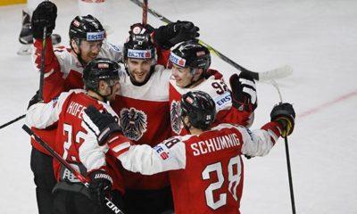 Ice Hockey World Championship: Austria beats Belarus in relegation duel