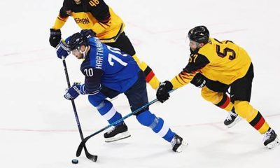 Ice Hockey: Germany v Finland in live stream and live ticker