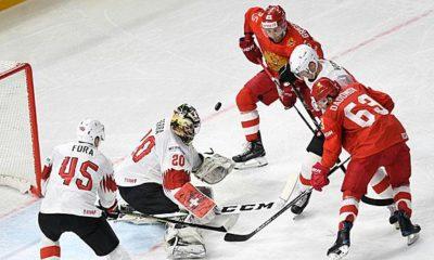Ice Hockey: World Cup: Russia vs. Slovakia on live stream today