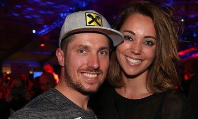 Alpine Skiing: Marcel Hirscher and his girlfriend Laura Moisl become parents