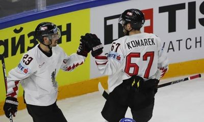 Ice Hockey World Championship: Austria finishes with a strong performance against the Czech Republic