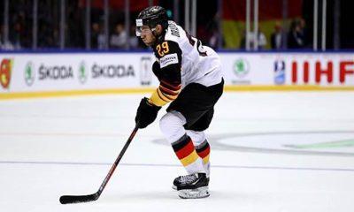 Ice Hockey World Championship: Germany v Canada live on TV and live stream today