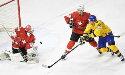 Ice Hockey World Championship: Final Sweden vs. Switzerland live on TV and live stream today