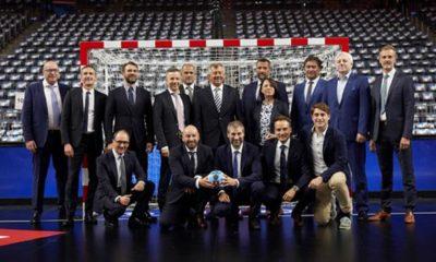 Handball: Milestone contract: Perform Group new partner of EHF