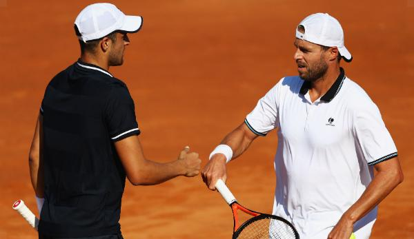 French Open: Oliver Marach and Mate Pavic reach double final in Paris