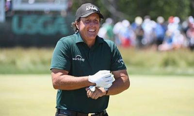 Golf: SPOX-Par-10 to the US Open: Philip Alfred, to the rector please!