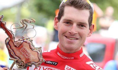 Cycling: Ö-Tour: Hermans wins - Pernsteiner second