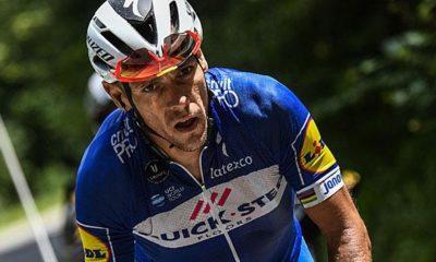 Tour de France: Gilbert drove 60 km with broken kneecap