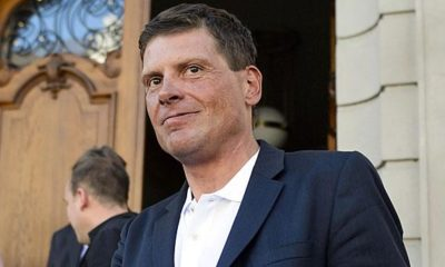 Cycling: Jan Ullrich speaks from the hospital