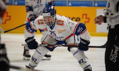 Ice hockey: ÖEHV talent Rossi wants to enter the NHL with crowdfunding