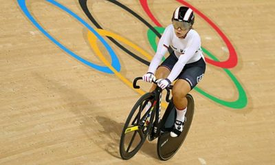 Cycling: Kristina Vogel: Paraplegia after a training crash