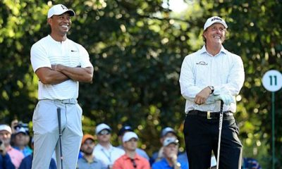 Golf: Show-Match Tiger Woods vs. Phil Mickelson: Place, Date, Prize Money