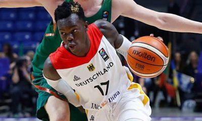 Basketball: World Cup qualifier: DBB team against Estonia