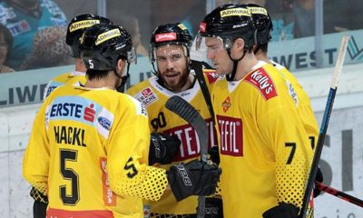 Ice hockey: Caps win their opening hit against Linz