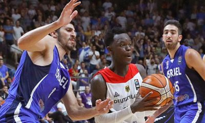 Basketball: World Cup qualifier live today: DBB team against Israel