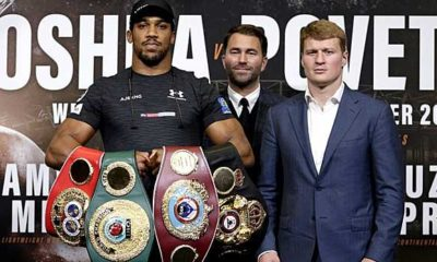 Boxing: Anthony Joshua against Alexander Povetkin in the live ticker today
