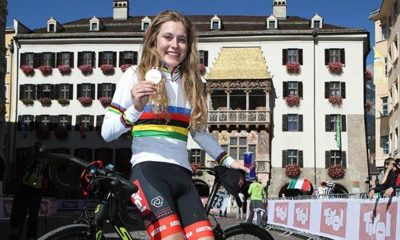 Cycling: As a mountain biker! Austrian writes history at Straßenrad-WM