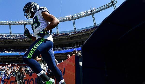 NFL: Seahawks: Baldwin reports back