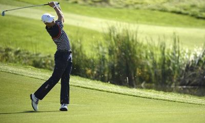Golf: LIVE: Europe or USA? Ryder Cup running!