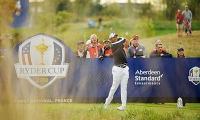 Golf: Ryder Cup: Historic! Europe handles USA