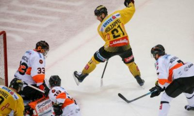 Ice Hockey Austria: Caps conquer the table with victory over 99ers