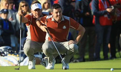 Golf: Ryder Cup: Europe strong as an ox, but not yet at the finish line