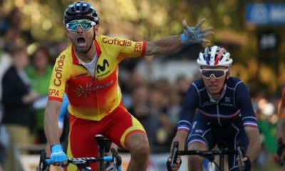 Cycling: Valverde wins gold in Tyrol World Championship