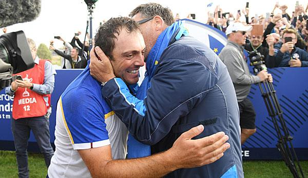 Ryder Cup: Ryder Cup Coup! Team Europe writes a fairy tale