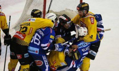 Ice Hockey Austria: Caps extend EBEL table management