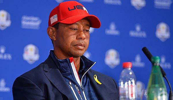 Golf: SPOX-Par-10 for the Ryder Cup: Drive the bus, Tiger!