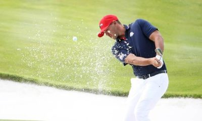Golf: lost sight: spectator sues Ryder Cup organiser