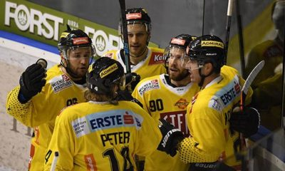 Ice Hockey Austria: Caps celebrate next victory, 99ers turn game