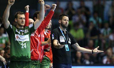 Handball: DHB Cup: SCM kicks out Champion Flensburg