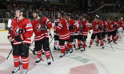 Ice hockey: Canada to contest World Cup dress rehearsal in Vienna