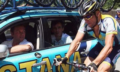 Cycling: Lance Armstrong's former team boss banned for life