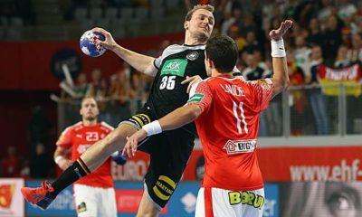 Handball: Cruciate ligament rupture: National player Kühn misses home World Cup