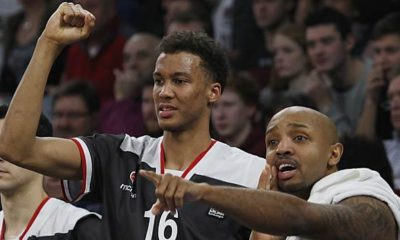 Basketball: Ryce buckstark! Bamberg wins second CL victory